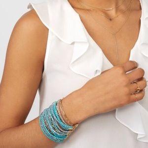 Baublebar Kamira beaded bracelet NWT
